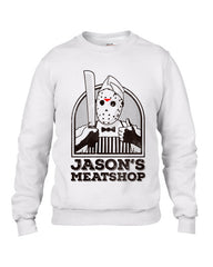 JASONS MEATSHOP CREWNECK
