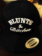 BLUNTS AND BITCHES BLACK