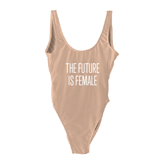 The Future Is Female One Piece