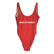 Maid Of Honor One Piece