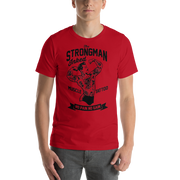 STRONG & INKED MENS TSHIRT