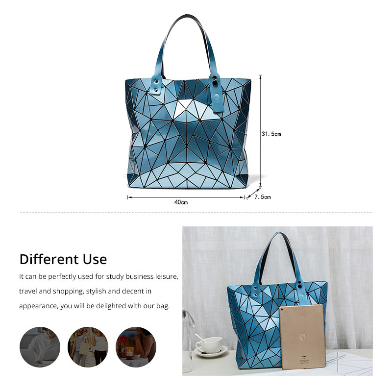 Women Geometric Pattern Handbags