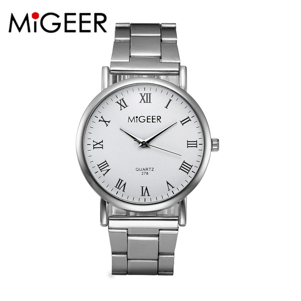 Stainless Steel Men's Watch