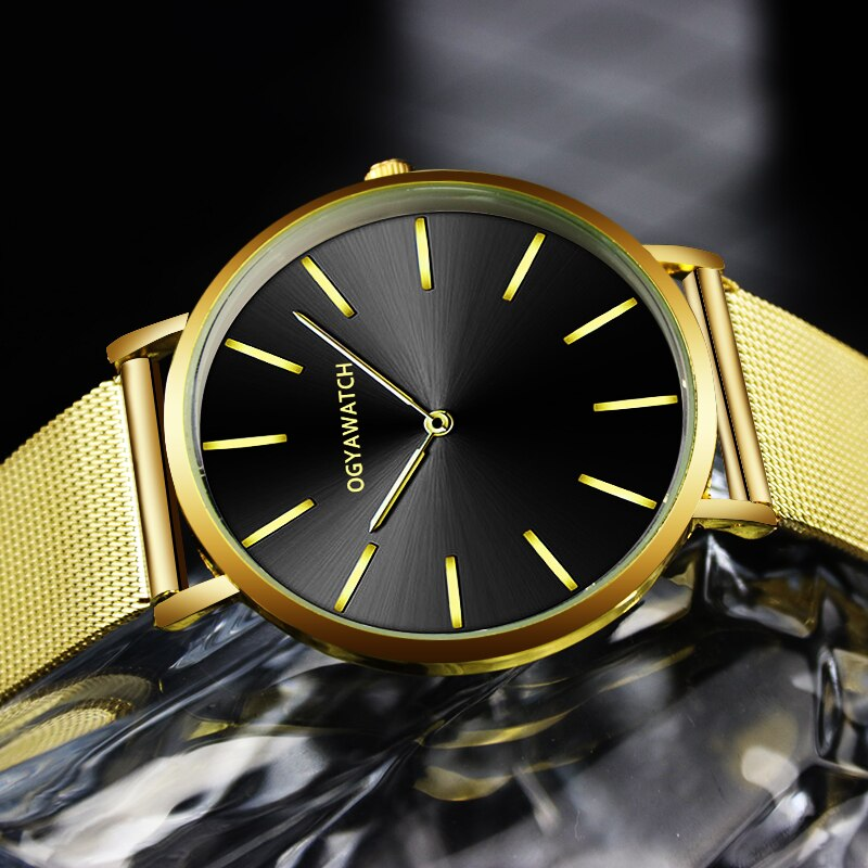 Men Stainless Steel Watches
