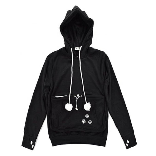 Purrfect Pouch Hoodie