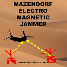Load image into Gallery viewer, Mazendorf #electromagnetic  #Yarkhun #defence #system #aviation #elint #ew #jammer