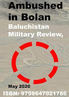#Ambush in #bolan #pass - available on amazon kindle books as hard copy ‪#Ambushed in #Bolan: #Baluchistan #Military #Review,May 2020 by Agha H Amin https://www.amazon.com/dp/B089278TVG/ref=cm_sw_r_tw_awdb_t1_x_r86XEbXW6W2H8 via @amazon‬