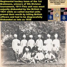 Which #indian #race #ethnicity  and #religion fought #First #World #War #books #military #indianarmy #Pakistanarmy