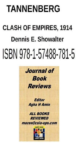 ##Dennis #showalter #views on #Russo #German #war analysed
