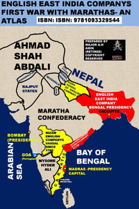 ENGLISH EAST INDIA COMPANYS FIRST WAR WITH MARATHAS