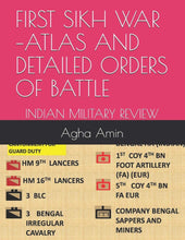 Load image into Gallery viewer, ‪FIRST #SIKH WAR – #ATLAS AND DETAILED ORDERS OF #BATTLE: #INDIAN MILITARY REVIEW-B... https://www.amazon.com/dp/1703280709/ref=cm_sw_r_tw_awdb_t1_x_5eaaFbK9XD027 via @amazon‬
