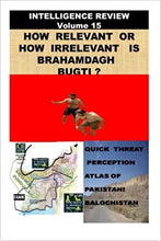 Load image into Gallery viewer, Baluchistan military review