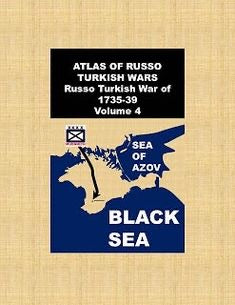 #Atlas of #russo #turkish #war Volume 4