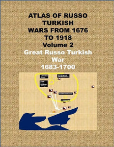 #Atlas of #Russo #Turkish #wars