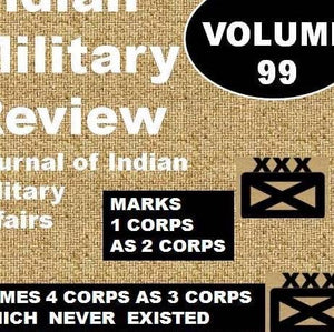 ‪Indian# Military #Review- #Journal of #Indian #Military Affairs: Book Review of Lim... https://www.amazon.com/dp/1726011720/ref=cm_sw_r_tw_awdb_t1_x_T8..Eb6TFFPZP via @amazon‬