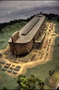 Fake Noah's ark found in turkey