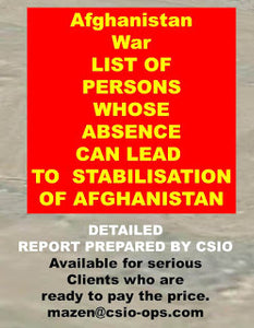 #Persons whose #absence can #stabilise #Afghanistan and how to do that #intelligence #offensive #ew