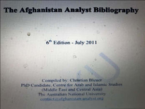 #Economists #nonsense on #Afghanistan