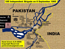 Load image into Gallery viewer, History of Pakistan Army - Volume Two - 1948 to 1965 War: 1948 to end of 1965 War