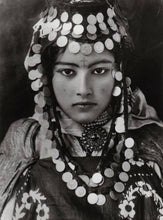 Load image into Gallery viewer, Berber-Amazighe woman of Tunisia 1905 by Rudolf Lehnert (1878 –1948)