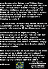 Load image into Gallery viewer, #criminal #british #stupidity ‪A private companys war in afghanistan and busting myths of first afghan war