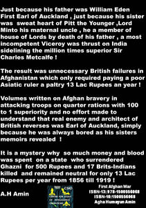 #criminal #british #stupidity ‪A private companys war in afghanistan and busting myths of first afghan war