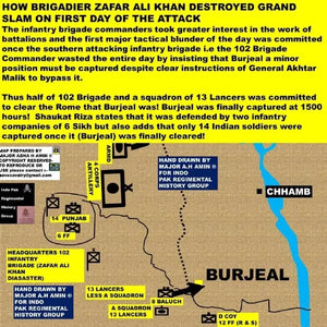 Greatest Failure of Operation Grand Slam WHITEWASHED and not taught in military training and educational institutions.