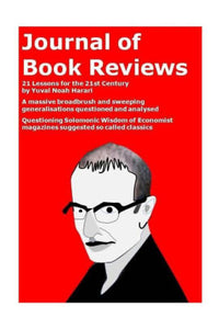‪#Journal of #Book #Reviews-21 #Lessons for the 21st #Century by #Yuval #Noah #Harari:... https://www.amazon.com/dp/1727329929/ref=cm_sw_r_tw_awdb_t1_x_e3..EbEMZX71E via @amazon‬