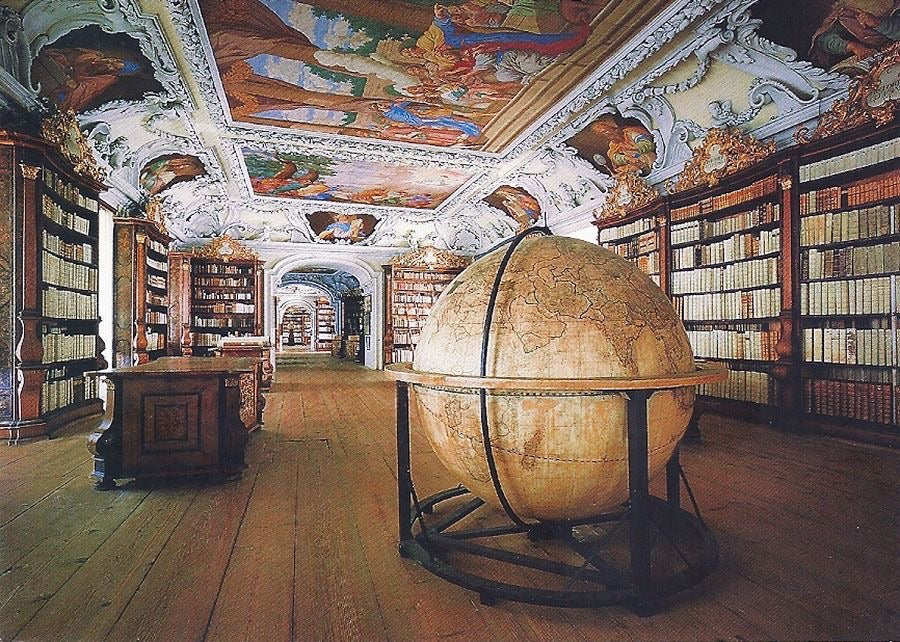 Libraries made Austria Hungary superior to ottomans