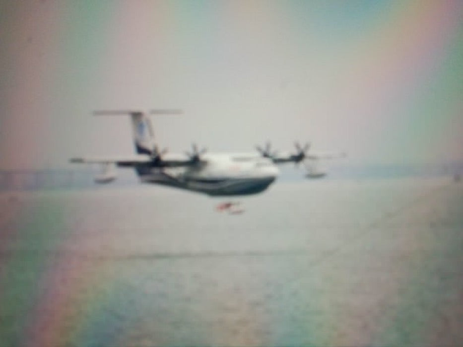 China develops biggest amphibious aircraft