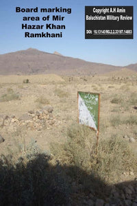 Baluchistan military review