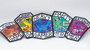 Game Weight Stickers