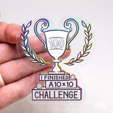 Load image into Gallery viewer, 10x10 Board Game Champion Sticker