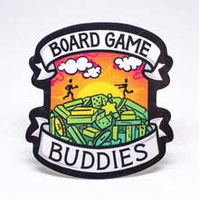 Load image into Gallery viewer, Board Game Buddies Sticker