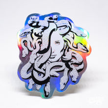 Load image into Gallery viewer, Medusa Holographic Sticker