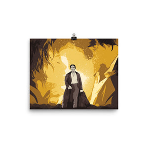 Mr. Darcy Melting Hearts Pride and Prejudice Poster