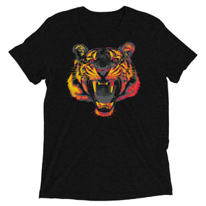 Tiger Shadows Tri-Blend T-Shirt