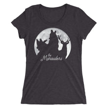Load image into Gallery viewer, The Marauders at Midnight Women's Tri-Blend T-Shirt