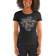 Load image into Gallery viewer, Beauty is Everywhere Cute Inspirational Women's Tri-Blend T-Shirt