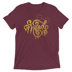 Mead And Honey Tri-Blend T-Shirt