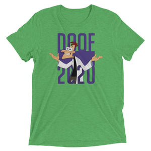 Doof 2020 Election Tri-Blend T-Shirt