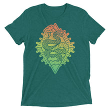 Load image into Gallery viewer, Power Snake Tri-Blend T-Shirt