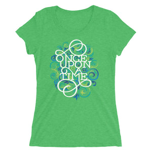 Once Upon a Time Women's Tri-Blend T-Shirt