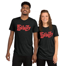 Load image into Gallery viewer, Equality Red Tri-Blend T-Shirt