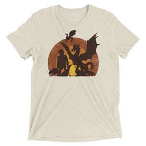 The Gamekeeper Unisex Triblend T-Shirt