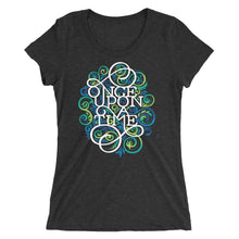 Load image into Gallery viewer, Once Upon a Time Women's Tri-Blend T-Shirt