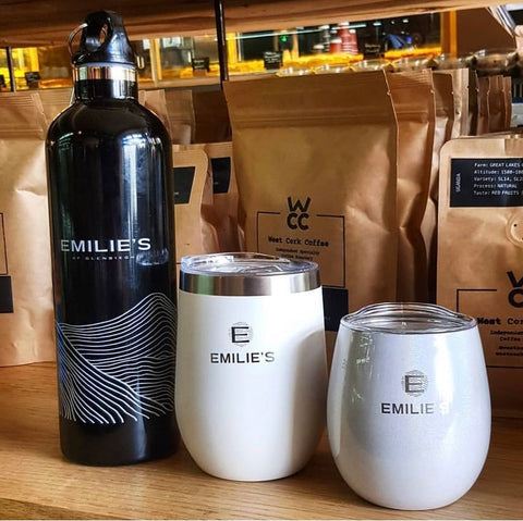 Co-branded Tumblers