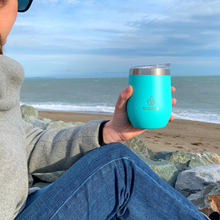 Load image into Gallery viewer, Insulated Tumbler sky blue