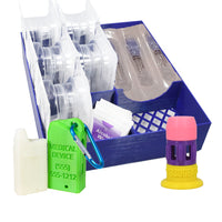 Loop Bundle Medtronic Quick Set - Riley link Case + Vial Case + Medtronic Quick set Organizer