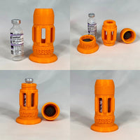 Insulin Vial Case 3-Piece - Single